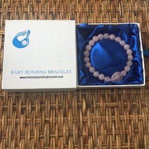 Jewelry - Rose Quartz Baby Bonding Bracelet